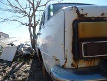 Старый автомобиль Стоковое фото RF