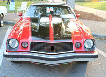 Старый автомобиль Chevrolet Camaro Стоковые Фотографии RF