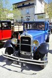 Старый автомобиль Citroen от 1920s Стоковая Фотография