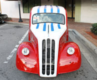 Старый автомобиль Ford Anglia Стоковая Фотография RF