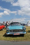 Старый автомобиль, opel Стоковое Изображение