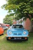 Старый автомобиль, opel gt Стоковые Фотографии RF