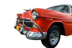 Старый американский автомобиль Стоковая Фотография