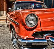Старый апельсин Стоковое фото RF