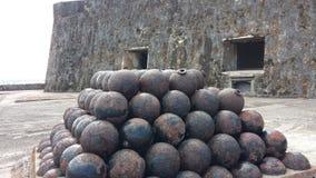 Старый арсенал стоковое изображение