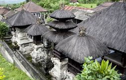 Старый Бали стоковое изображение rf