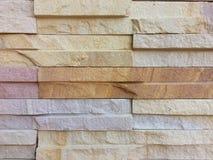 старый безшовный камень кроет стену черепицей tiling Стоковое Фото