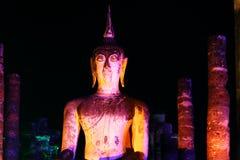 Старый большой Будда Стоковые Фото