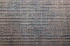 Старый, Брайн, твердая кирпичная стена Стоковая Фотография RF
