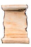 Старый бумажный крен Стоковое Изображение RF