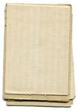 старый бумажный несенный стог Стоковые Фото
