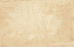 старый бумажный сбор винограда текстуры Стоковая Фотография