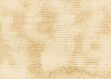 старый бумажный текст Стоковые Фото