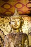 Старый Будда стоковая фотография