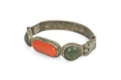 Старый буддийский браслет Стоковое Изображение