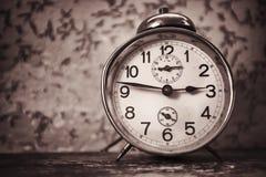 Старый будильник Стоковые Фото