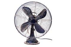 Старый вентилятор таблицы Стоковая Фотография RF