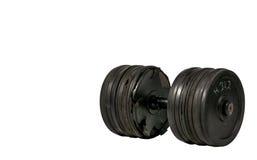Старый вес фитнеса Стоковая Фотография RF