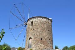 Старый ветер слабый в Анатолии Стоковая Фотография RF