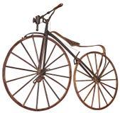 Старый велосипед Стоковое Фото
