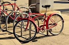 Старый велосипед Стоковое Изображение