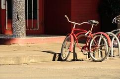 Старый велосипед Стоковая Фотография