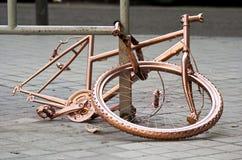Старый велосипед Стоковое фото RF