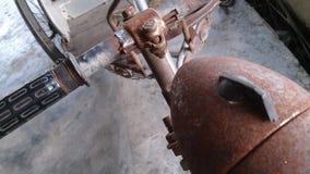 Старый велосипед 3 Стоковая Фотография