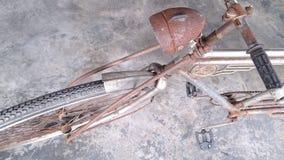 Старый велосипед 3 Стоковое Изображение