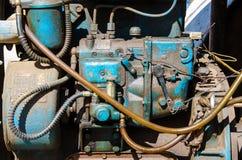 Старый двигатель стоковые фото