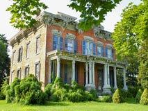Старый викторианский дом Стоковая Фотография RF