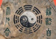 Старый висок Taoist на Laoshan около Qingdao стоковые фото