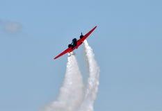 Старый витать самолета Стоковая Фотография