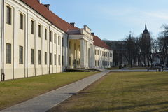 Старый Вильнюс Стоковая Фотография RF