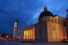 Старый Вильнюс Стоковое Фото