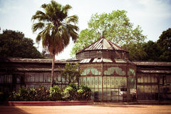 Старый дворец в Индии Стоковая Фотография RF