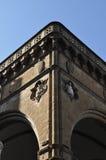 Старый дворец Флоренса Италии Стоковая Фотография RF