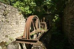 Старый ворот Стоковые Фото