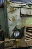 Старый двор автомобиля Стоковая Фотография RF