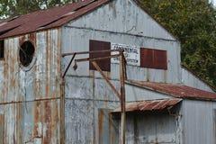 Старый волокноотделитель Стоковые Фото