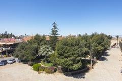 Старый городок Famagusta Gazimagusa, Кипра Стоковое фото RF