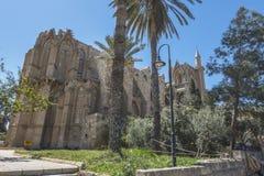 Старый городок Famagusta Gazimagusa, Кипра Стоковая Фотография RF