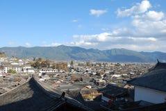 Старый городок Lijiang Стоковое Изображение