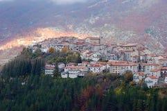старый городок opi Стоковое Фото