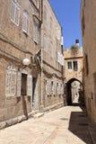 Старый город Иерусалима Стоковая Фотография