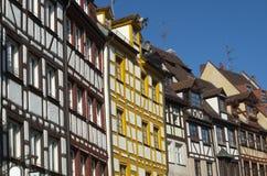 Старый город Нюрнберг Стоковая Фотография RF