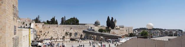 Старый город Иерусалима, Израиля, Ближний Востока стоковые изображения rf