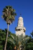 Старый город Иерусалима, Израиля Стоковое фото RF