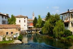Старый город, Италия Стоковое фото RF