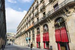 Старый городок, Барселона стоковое изображение